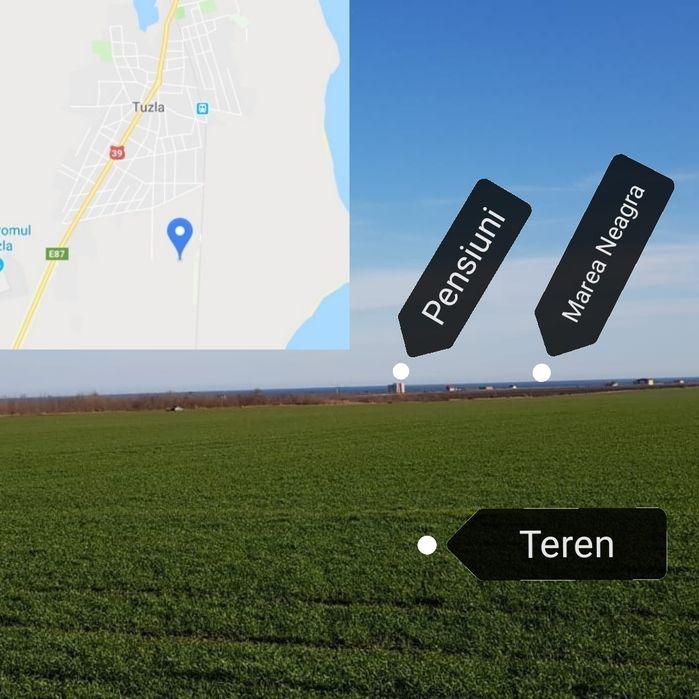 Vanzare  terenuri agricol  7000 mp Constanta, Tuzla  - 0 EURO