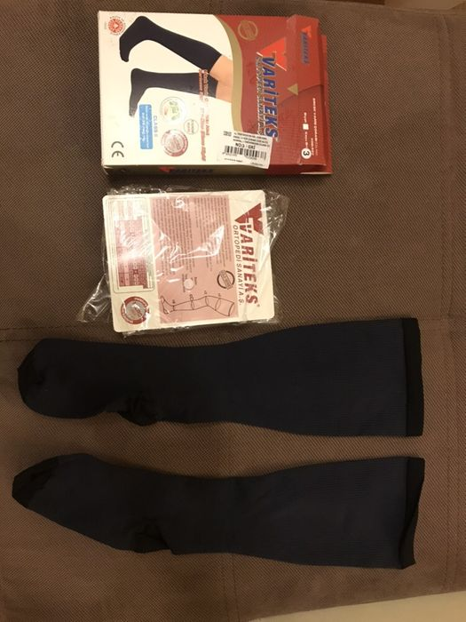Мъжки чорапи за разширени вени