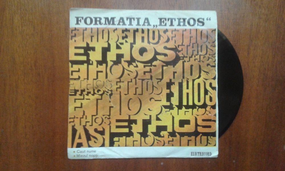 formatia ethos vinil single ep