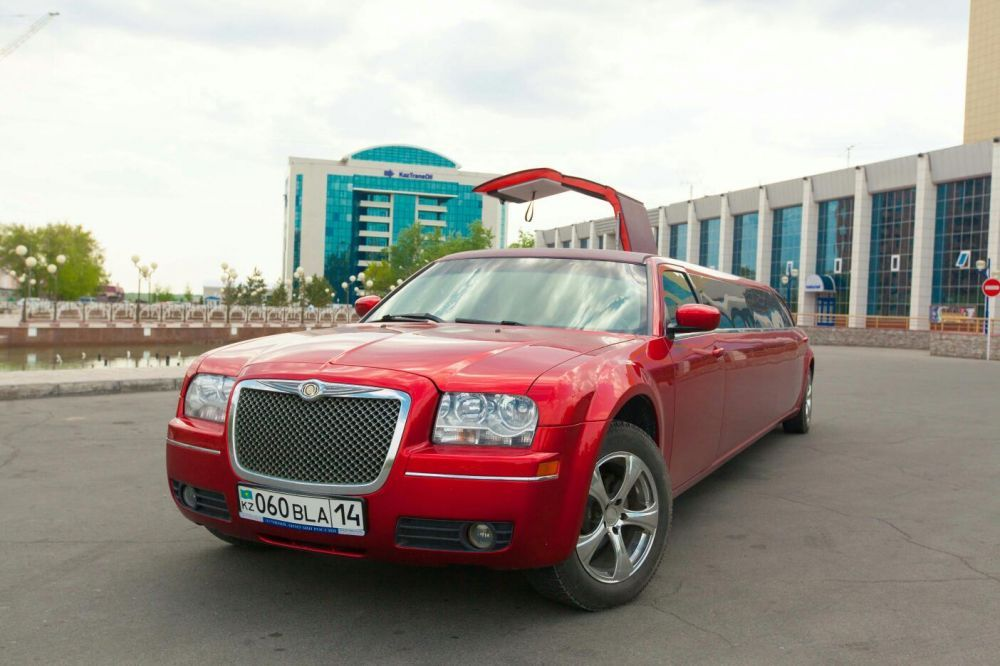 Прокат лимузинов Павлодар