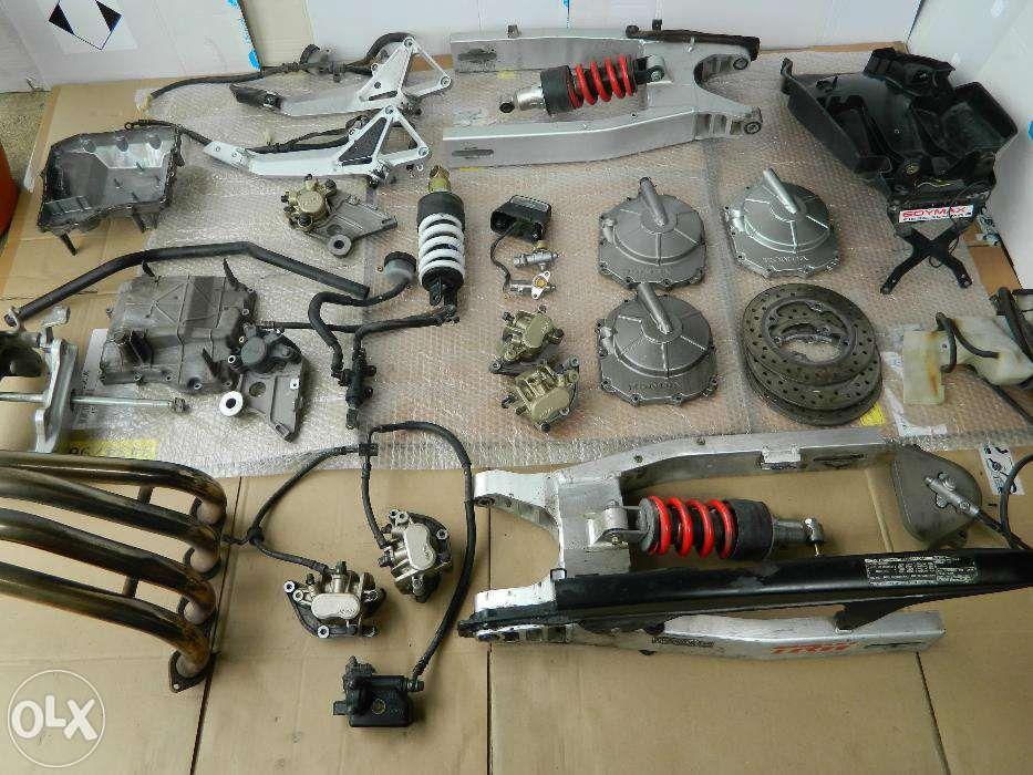 Dezmembrez Vand Piese Honda Hornet PC34 PC36 1998-2006