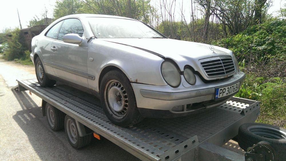 Mercedes W208 CLK320 НА ЧАСТИ / Мерцедес В208