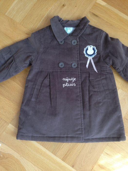 Детско палто-яке Nijntje/Детска жилетка H&M