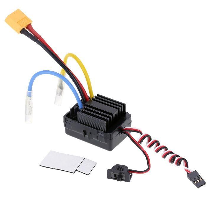 Variator de turatie ESC Hobbywing 40 Amp Waterproof 12V LiPo, Nou