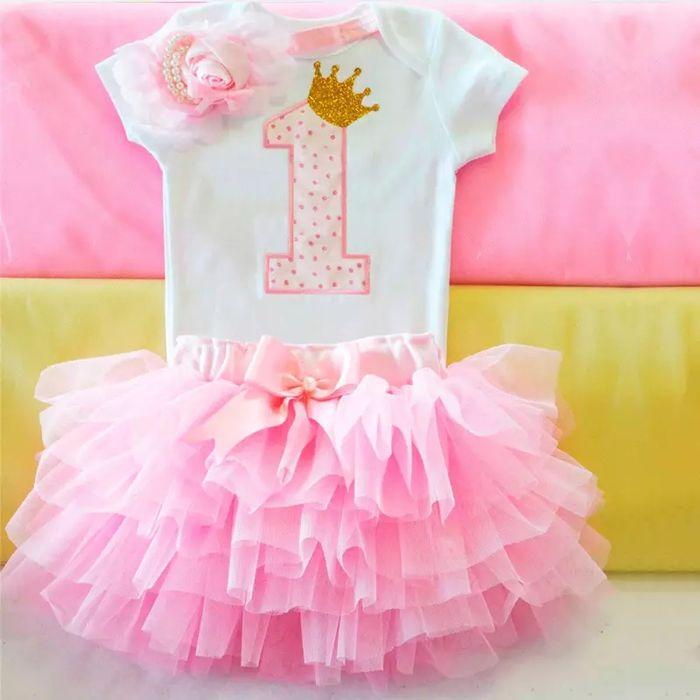 Roupa 1 Ano Bebê