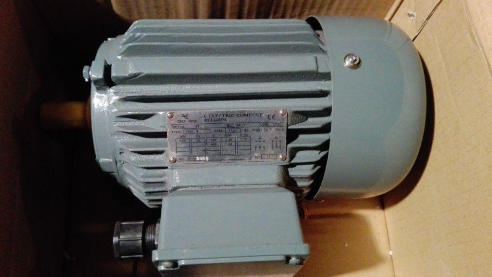 Vand motor 0,55 KW - 1390 RPM