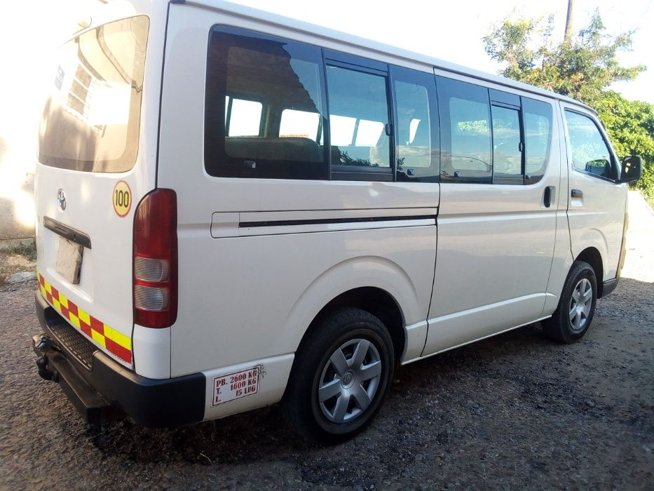 All New - All Clean - All Legal Toyota Hiace