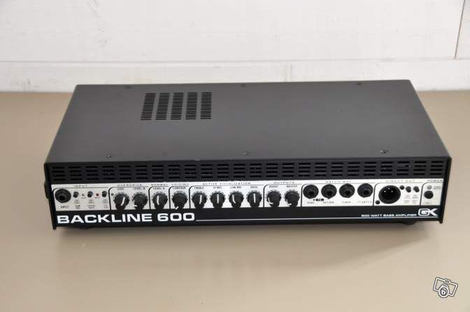 head bass gallien krueger backline 600