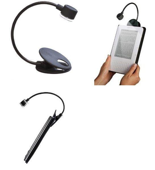 Книжный фонарик для чтения книг и для планшета