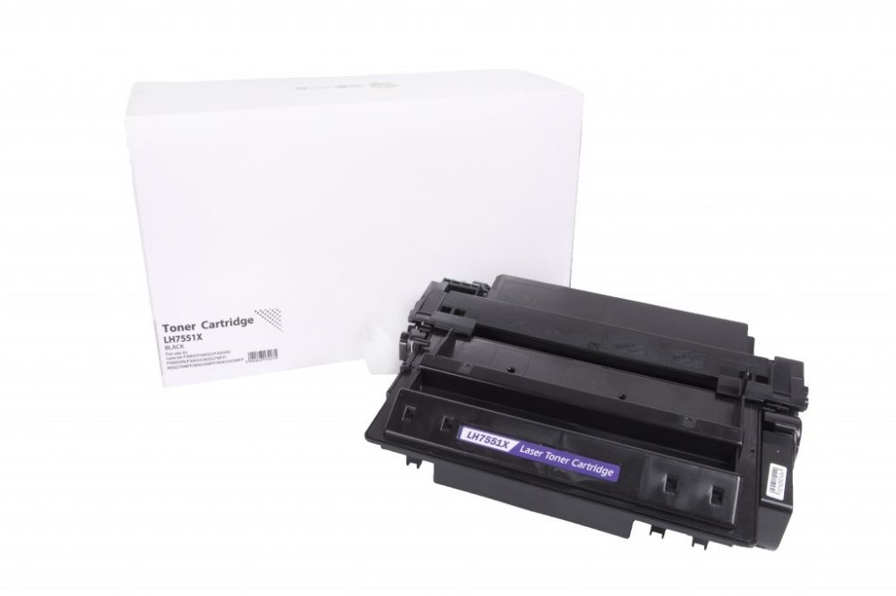 Чисто нови съвместими тонер касети HP Q7551X - 51X