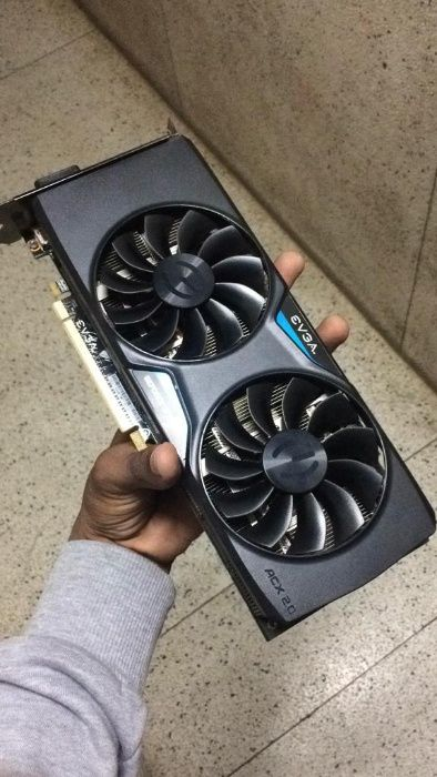 EVA SSC 2.0 GTX 970 4G DDR5