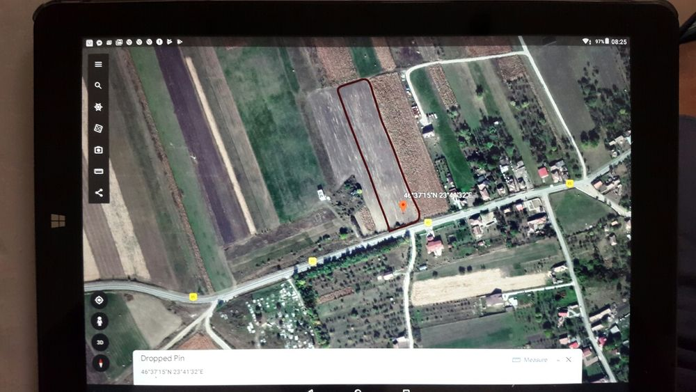 Vanzare  terenuri constructii Cluj, Tureni  - 40000 EURO