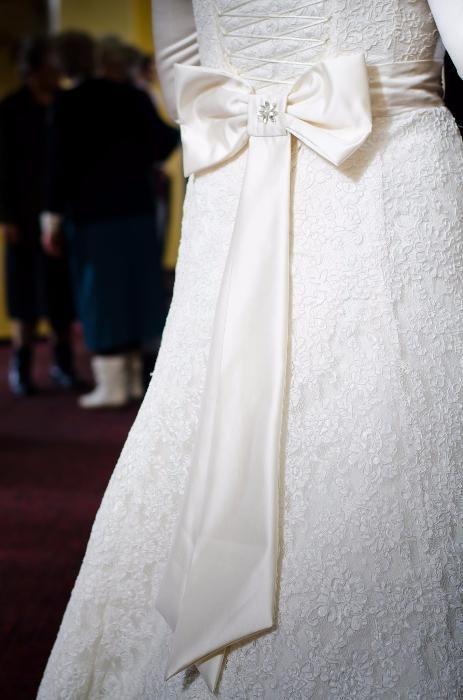 Rochie de mireasa din dantela- Alexia Style