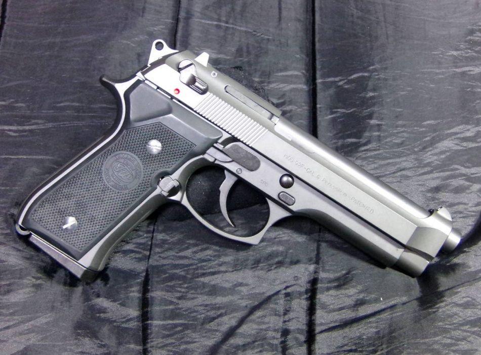 NEW ARMS-Pistol Airsoft( CEL MAI TARE) Pistol Co2 Beretta M9 6.08mm