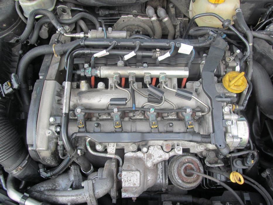 Vand motor Saab 93 1.9 TTID 180 cp biturbo an 2009