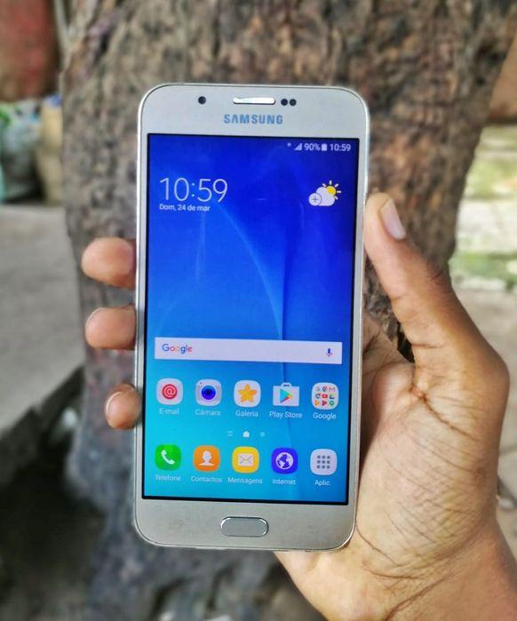 Samsung A8 sem arranhões