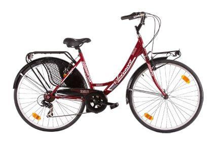 -40% Bicicleta UE Shimano confort & eleganta cos aparatoare rochie led