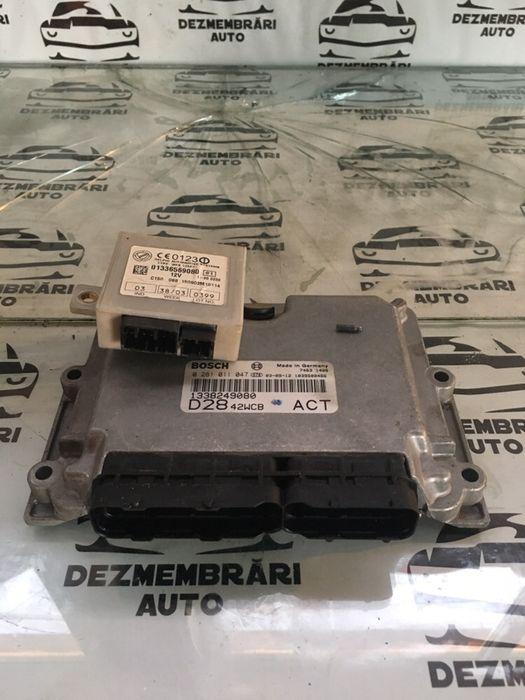 Kit pornire ecu calculator motor imobilizator Cip Fiat Ducato 2,8jtd