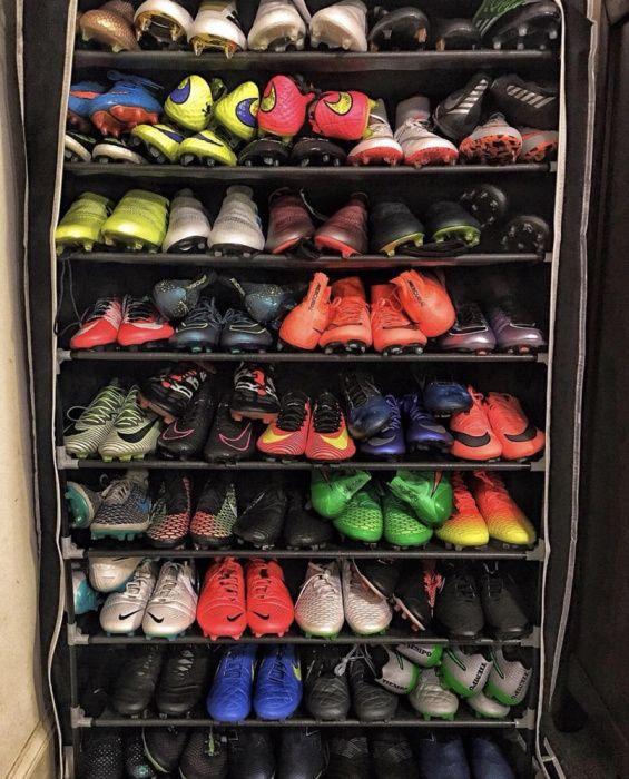 Ghete fotbal Nike Adidas ACC ACE X profesionale fotbal teren natural