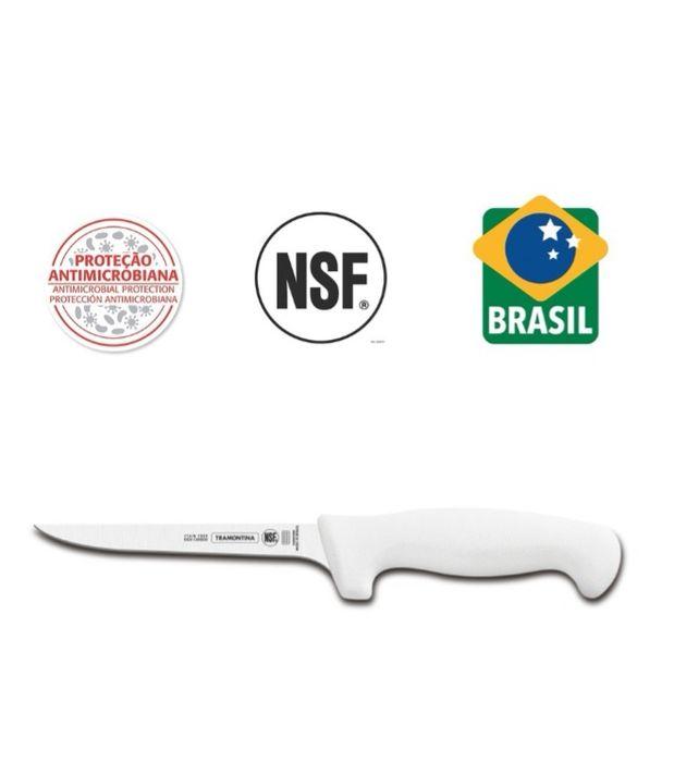 Месарски, готварски нож за обезкостяване 13см TRAMONTINA