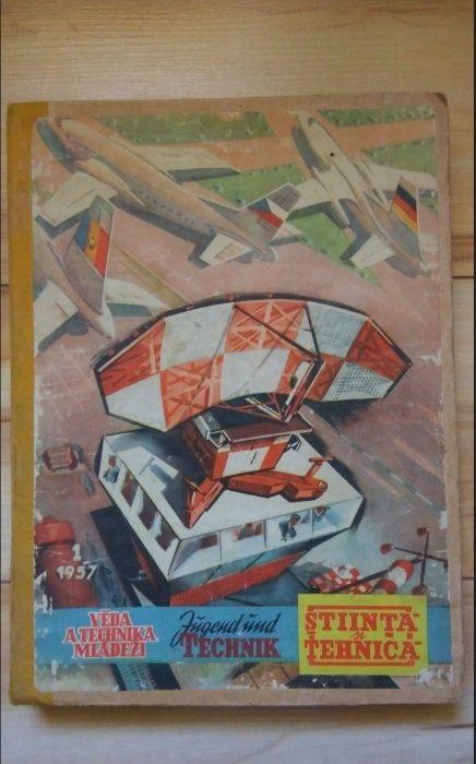 Almanah Stiinta si Tehnica 1957