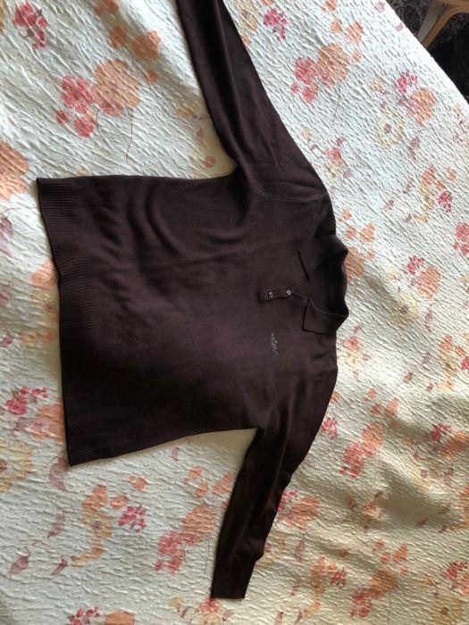 Нова кафява блуза