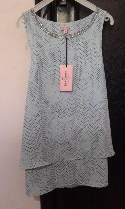 Дамска блуза туника Juicy Couture s, дамски пуловер Jennifer Lopez S