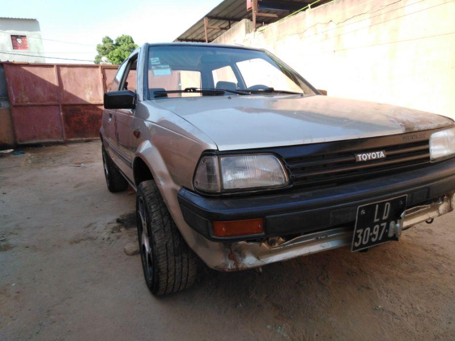 Vendo o meu Toyota Starlet