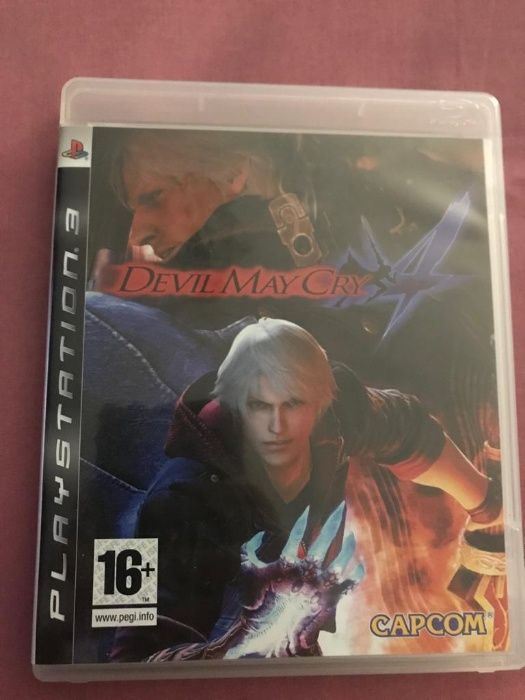 Devil May Cry Playstation 3