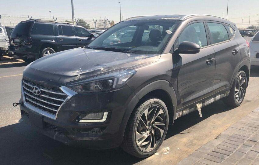 Hyundai tucson a Dispachar