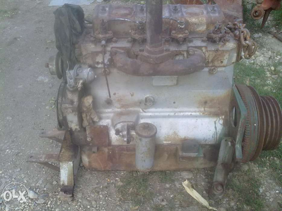 motor perkins in 4 pistoane