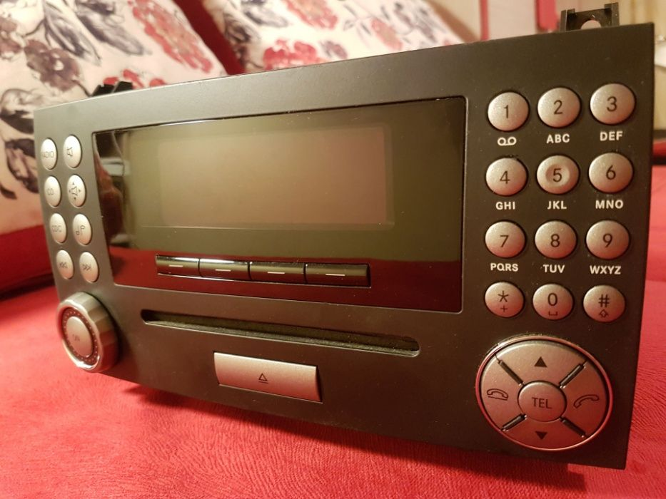 Sistem Audio Radio Mercedes SLK - Original - Stare Perfecta