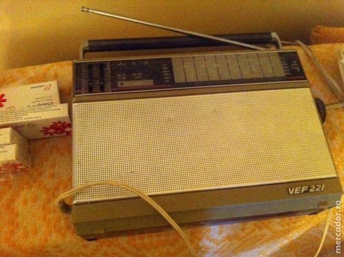 Vand Radio VEF 221 si Gloria