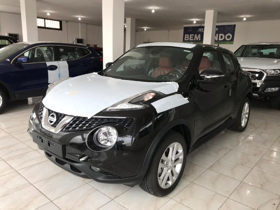 Nissan Juke Novo 9.500.000 akz