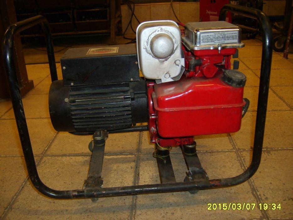 монофазен генератор