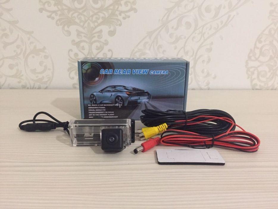 Камера заднего вида Тойота Ленд Крузер Прадо 120,100,200 Toyota100 200