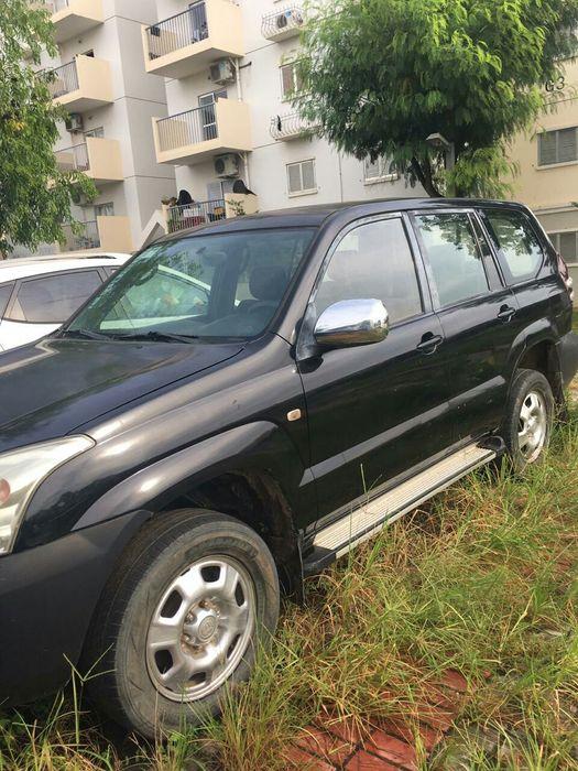 Toyota Prado_Luanda da Sorte