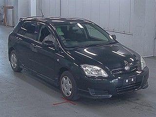 Toyota Runx em promocao