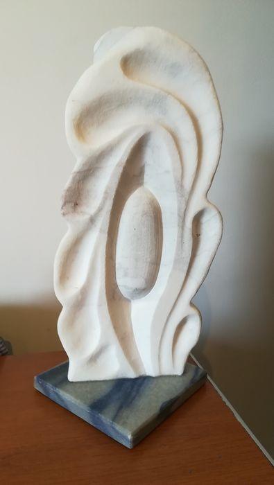 Sculptura marmura Geneza, 1997