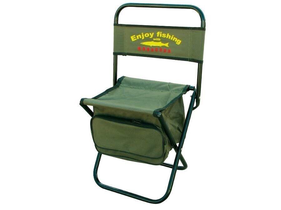 Vând scaun cu buzunar Baracuda WC323033 cadru metal