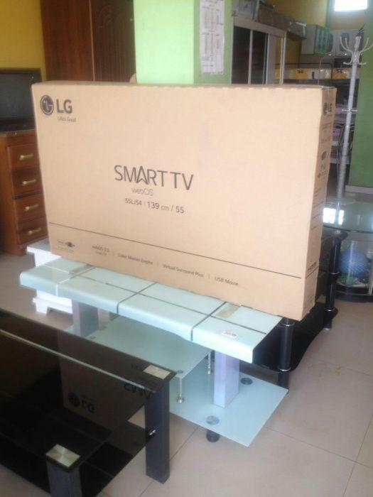TV LG smart de 55 polegada produto novo com entrega ao domicilio