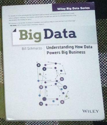 Big Data, Understanding How Big Data Powers Big Busines, Bill Schmarzo