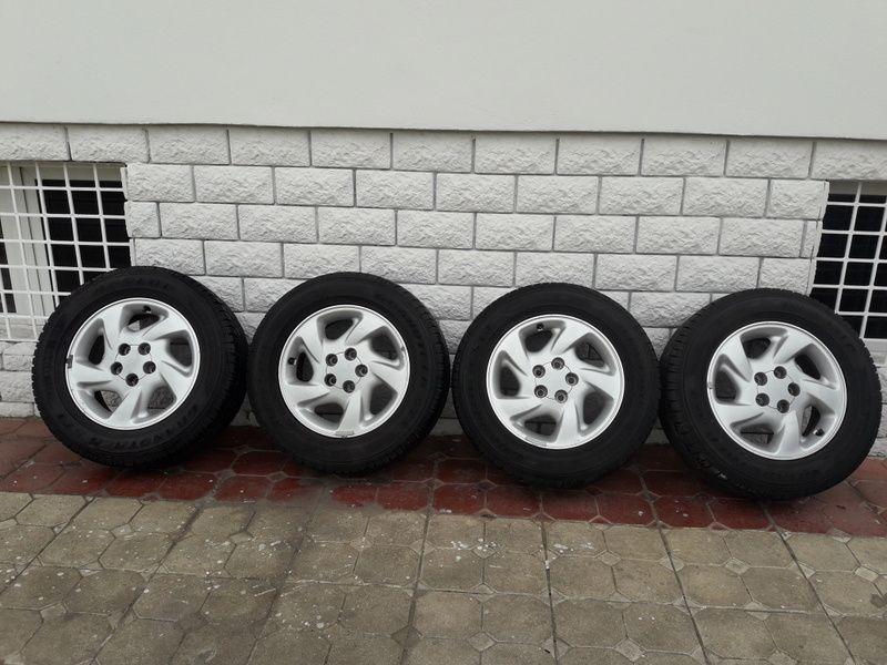 Jante Toyota RAV4 6.5x16 5x114,3 Oradea - imagine 2