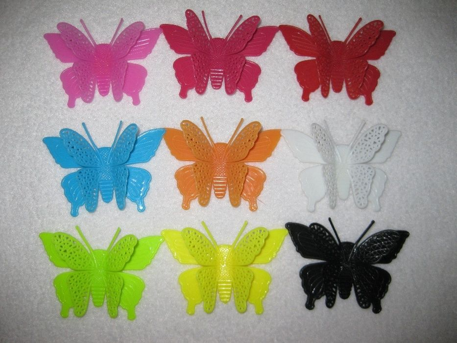 бабочки для рукоделия