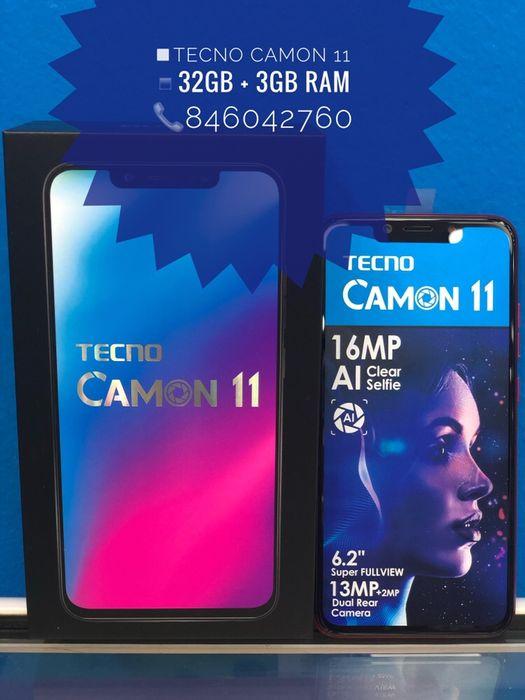 Tecno Camon 11 : 32gb+3gb : na caixa selado : um ano de garantia