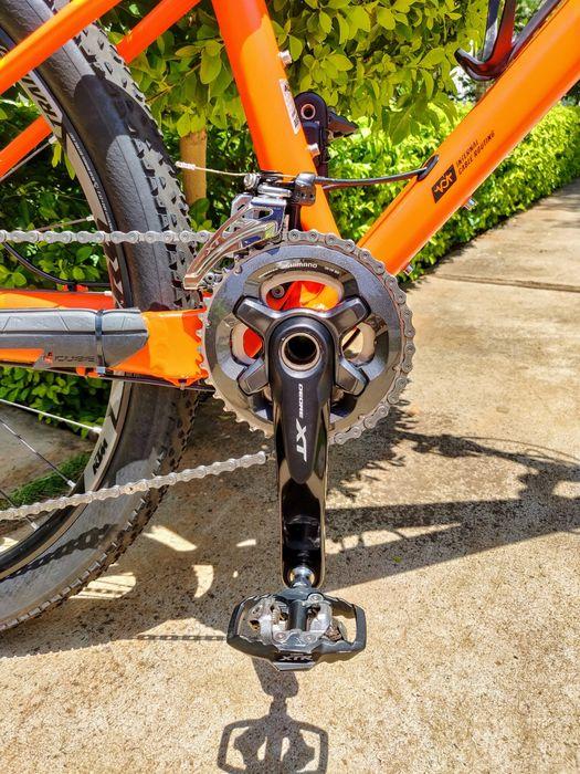 Bicicleta MTB KTM Lycan 272 (COM UPDATES)