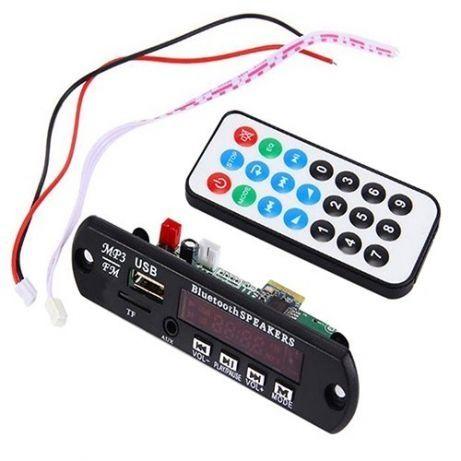 Modul mp3 cu Bluetooth slot pentru SD Card USB si Radio FM