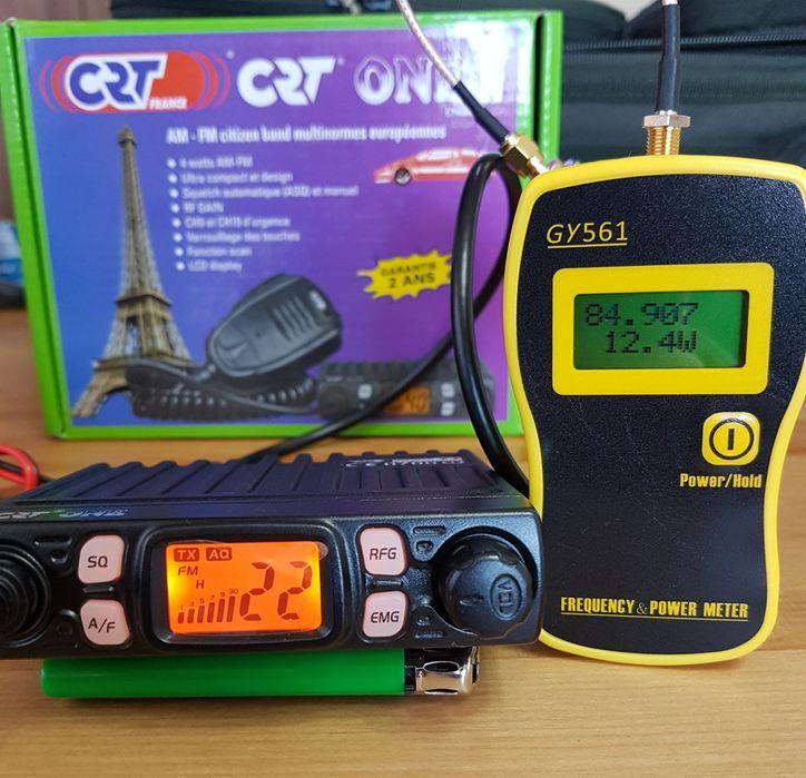 Statie radio CB - CRT One N (4/8/15/20 Watti) Noua/garantie