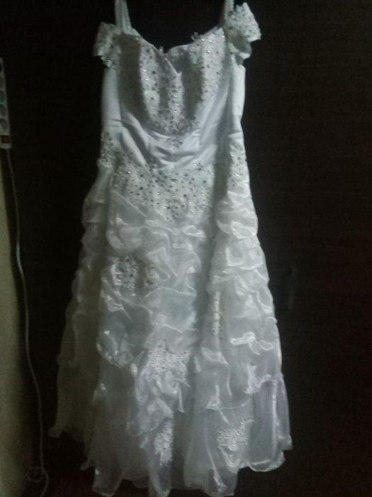 Rochie de mireasa mas mare