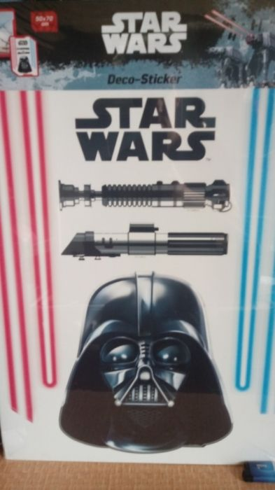 Autocolante Star Wars 50×70